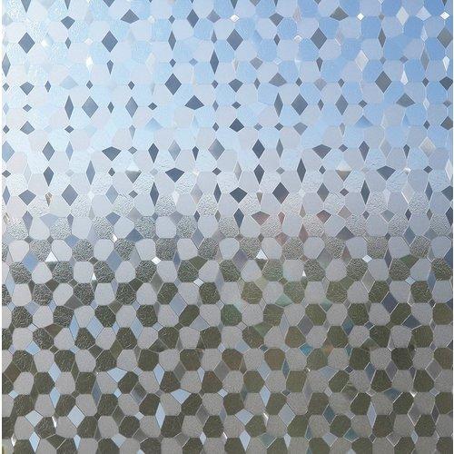 LineaFix Fensterfolie Statisch Agata - 46CM breit