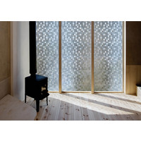 LineaFix Fensterfolie Statisch Blöcke - 92CM breit