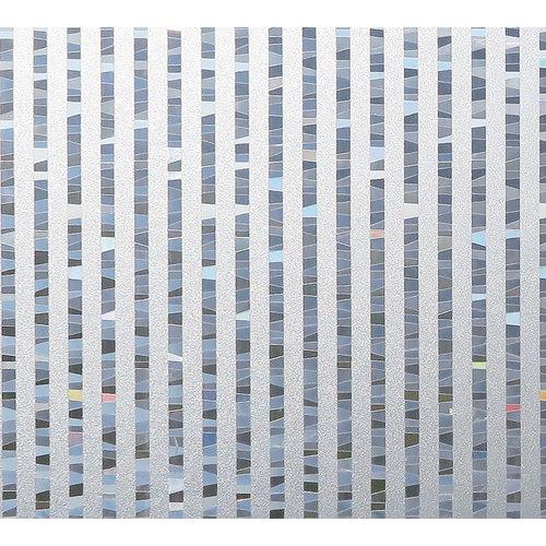 LineaFix Fensterfolie Statisch Niagara - 92CM breit