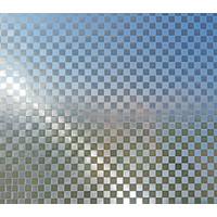 LineaFix Fensterfolie Statisch Blöcke Nimbo - 92CM breit
