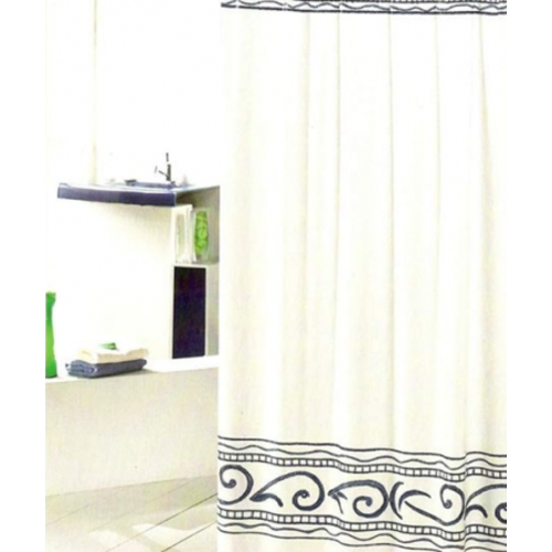 Superdekoshop.de Duschvorhang Oriente 180 x 200 cm