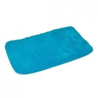 Badematte Aqua Blau 50 x 80 cm