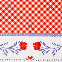 Wachstuch Holländische Küche 140 x 250 CM