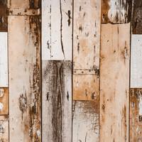 Wachstuch Woody Brown 140 x 250 CM