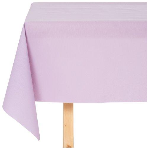 Tischdecke Abwaschbar Maly Lavendel Violett Uni 160CM