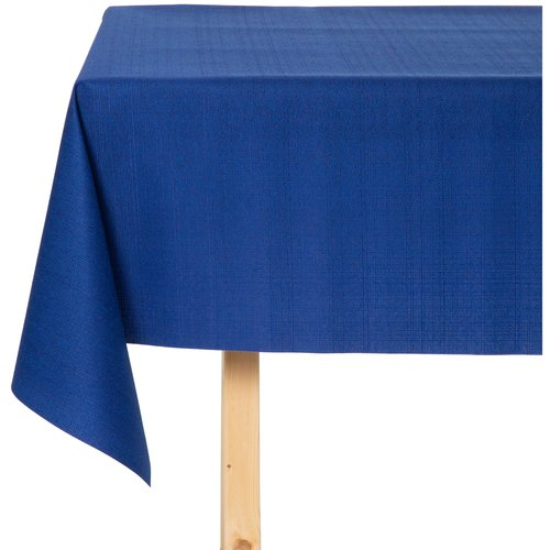 Tischdecke abwaschbar Linado Blau