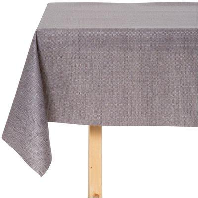 Tischdecke abwaschbar Linado Taupe