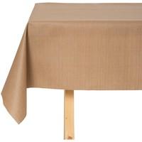 Tischdecke abwaschbar Linado Beige/Braun