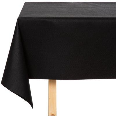 Tischdecke abwaschbar Linado Schwarz