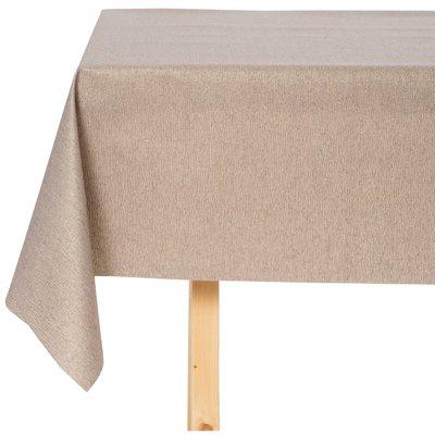 Tischdecke abwaschbar Linado Braun