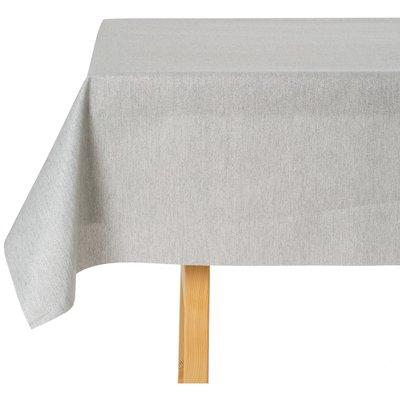 Tischdecke abwaschbar Linado Grau