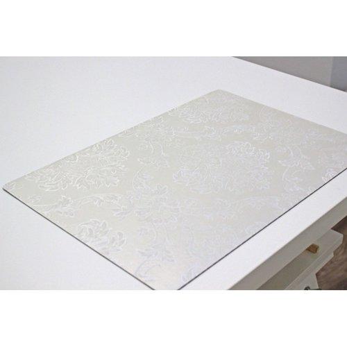 Tischset Amatista Weiß