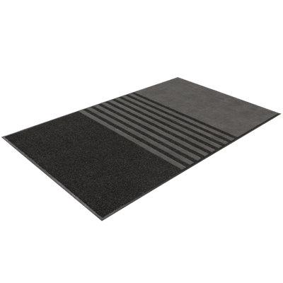 Fußmatte Trinity Grau 10 mm Dick