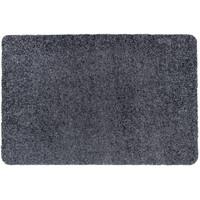 Türmatte Washclean Dunkel Grau Nach Maß - 9mm Dick 120cm Breit