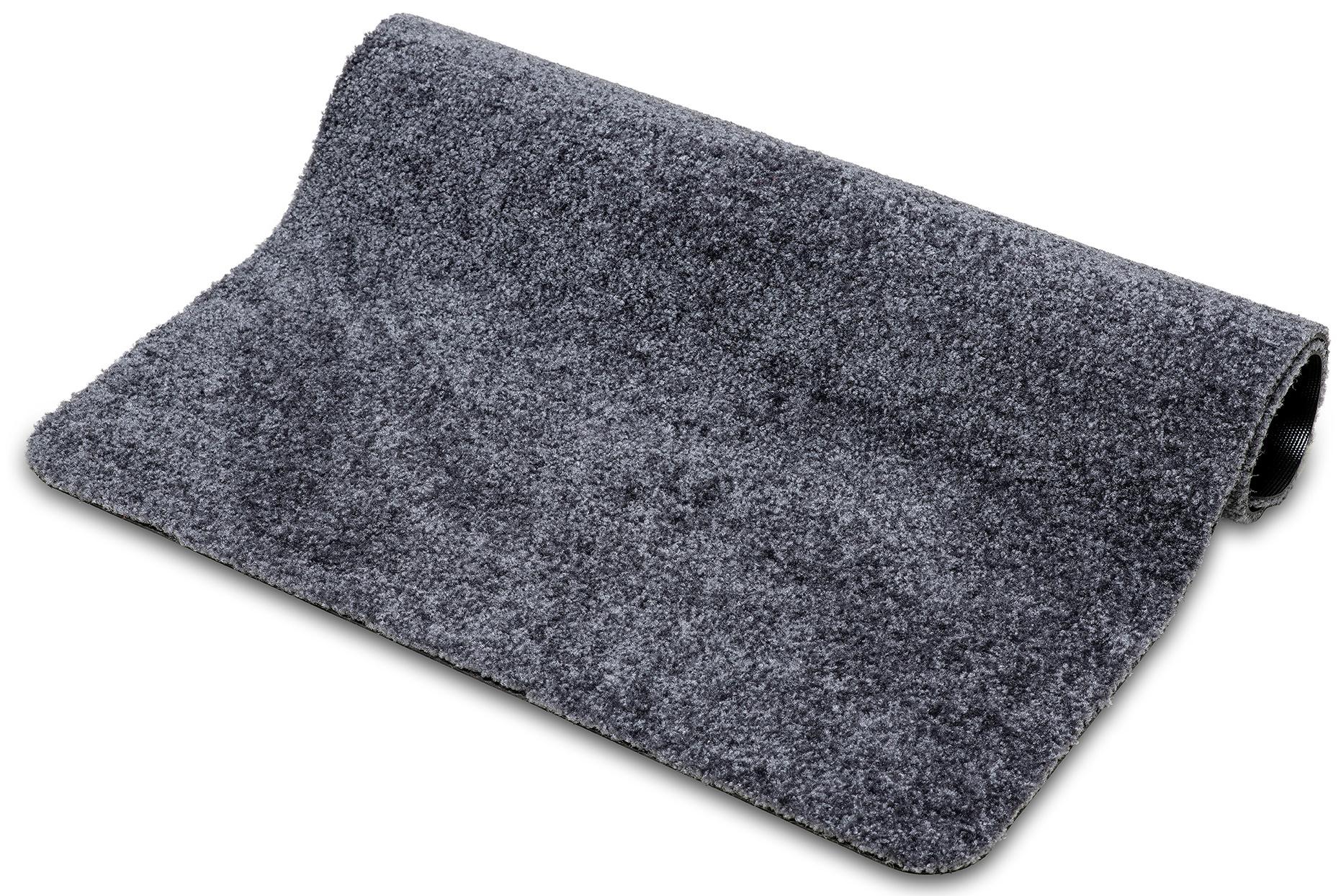 Duschvorhang Nach Maß : t rmatte washclean dunkel grau nach ma 9cm dick 120cm breit ~ Watch28wear.com Haus und Dekorationen