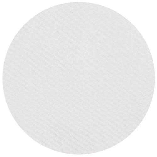 Tischdecke Rund Dordogne Weiß Ø160 CM