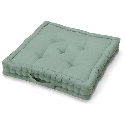 Matratzenkissen Baumwolle Grün