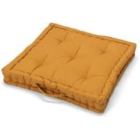 Matratzenkissen Baumwolle Gelb