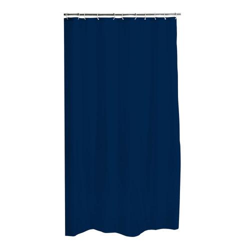 Duschvorhang 100% Peva Blau 180 x 200 CM