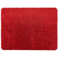 Fußmatte Washclean Rot - 9 mm Dicke