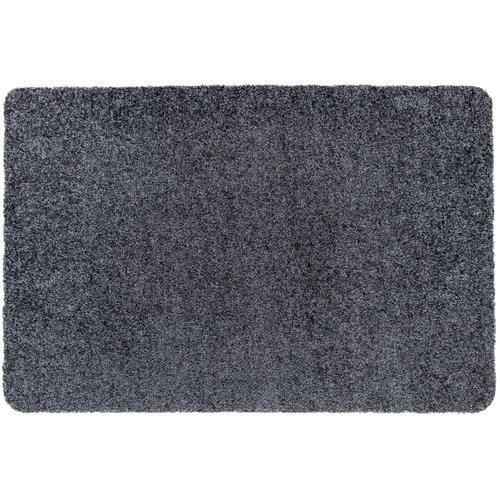 Fußmatte Washclean Grau - 9mm Dicke