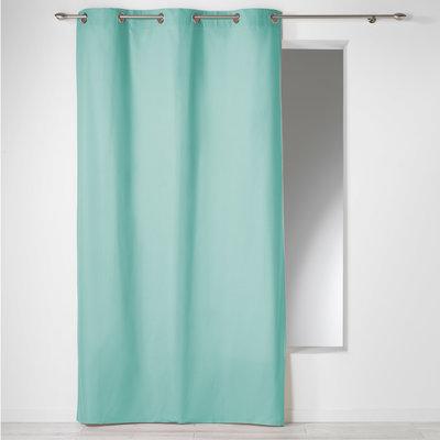 Fertiger Vorhang minzgrün 140 x 240 CM