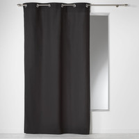 Fertiger Vorhang Schwarz 140 x 240 CM