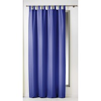 Superdekoshop.de Fertiger Vorhang Ophanglus Blau 140 x 260 CM