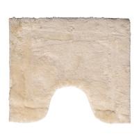 Badematte - Toilettenmatte- Bidetmatte Crème