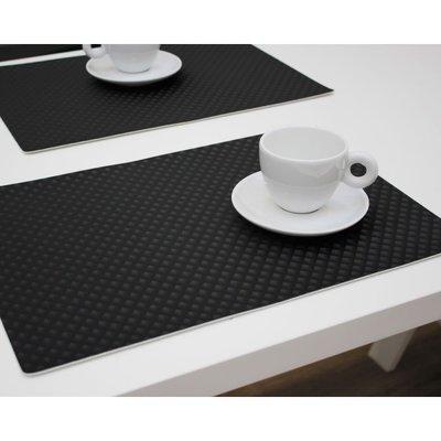 Tischset Zafiro Negro