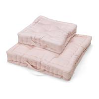 Matratzenkissen Baumwolle Zacht Rosa