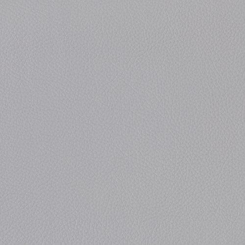 Tischdecke Kunstleder Grau 140 CM