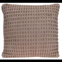 Dekokissen Baumwolle - Braun 45x45 CM
