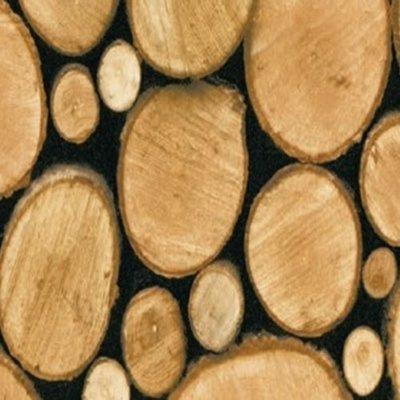 Klebefolie Holzblok 45 CM Breit