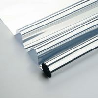 Sonnenschutzfolie 90CM x 2m TranHolment/Silber