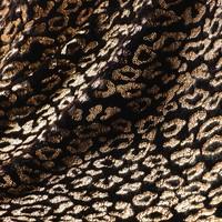 Kuscheldecke Safari Schwarz 125x150 CM
