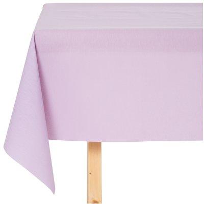 Tischdecke Abwaschbar Maly Lavendel Violett Uni 140CM