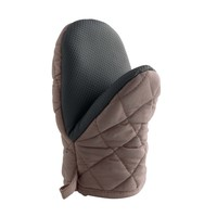 Ofenhandschuh Taupe