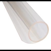Tischfolie Transparent 2.2mm Dick - 80cm Breit