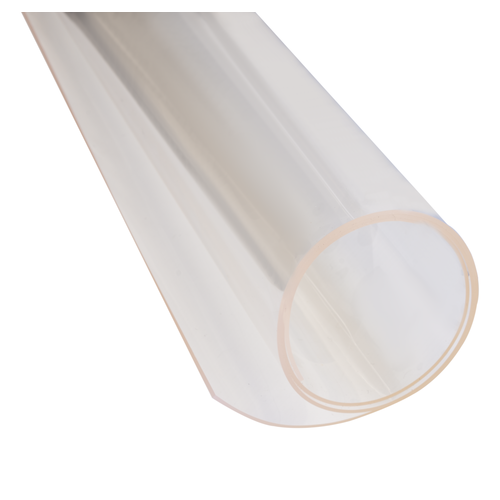 Tischfolie Transparent 2.2mm Dick - 60cm Breit