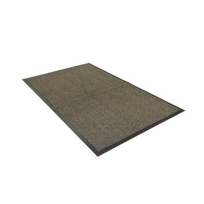 Fußmatte Faro schwarz Rost- 7 mm dick