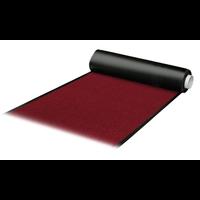 Fußmatte Paris Schwarz/Rot