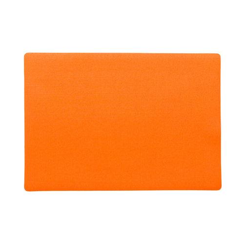 Tischset Uni Orange
