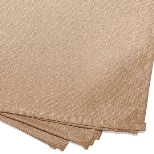 Servietten Essentiel 40x40cm Polyester Leinen
