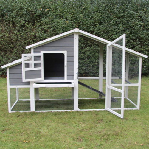 Hühnerhaus Wilma 199 x 75 x 116 cm