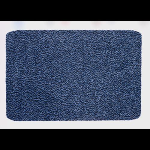 Fußmatte Paris Schwarz/Blau
