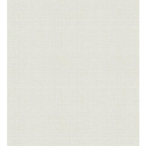 Fensterfolie statisch gegen Betrachtung Textil Sand creme 46 cm x 1,5m