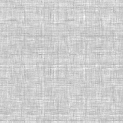 Fensterfolie statisch gegen Betrachtung Textil Sand grau 46 cm x 1,5m