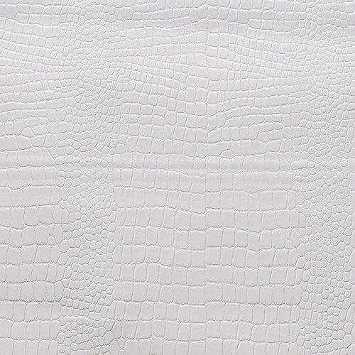 Wachstuch Crocco Weiß