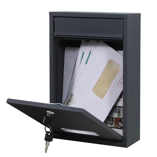 Suprezzo Suprezzo Briefkasten Hugo Schwarz - 2 Schlüssel